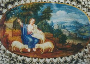 Good Shepherd, by Louise de Marillac