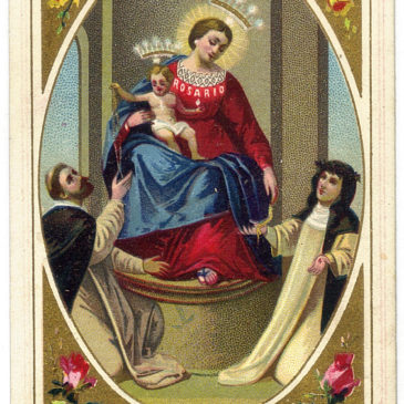 L'utilità dei cataloghi di santini