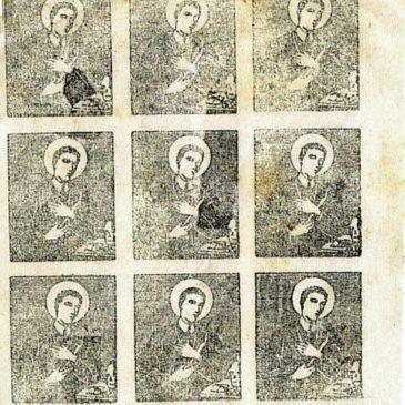 Quando i devoti mangiavano i santini