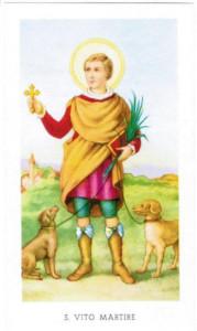 Una recente edizione della n. 65 - San Vito Martire