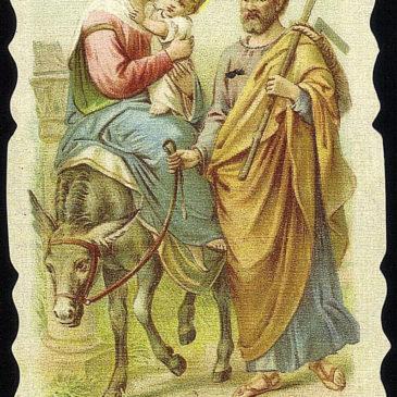 Errori e strafalcioni sui santini