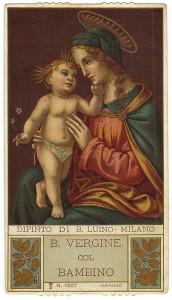 La serie 1000 fu dedicata ai grandi capolavori dell'arte sacra
