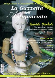 La copertina di Maggio 2014