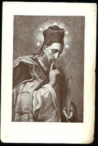 Stampa zincografica. Prima metà del XX sec. Coll. P. Sacchi