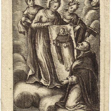 Le immaginette di San Domenico Soriano