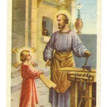 Che lavoro faceva San Giuseppe?