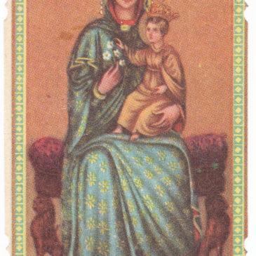 La Madonna delle Vertighe, Patrona dell'autostrada