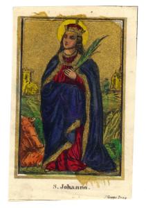 Incisione su carta, con polvere d'oro, coloritura a mano. Joseph Koppe. Praga, Praga, 1845 .ca.