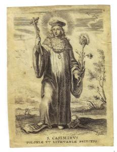 Incisione su pergamena. Prima metà del XVII secolo. Anversa, C. Galle. Il verso si presenta bianco.