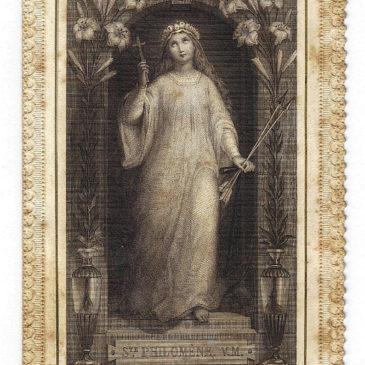 Santa Filomena da Mugnano di Nola e altri santi anomali