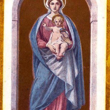 La Madonna di Porta Pia