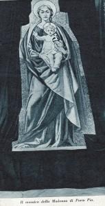 Mosaico Madonna