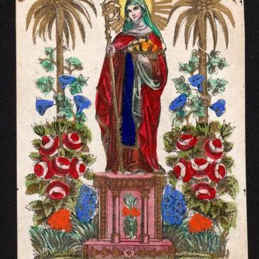 Santa Giuseppina… chi la conosce?