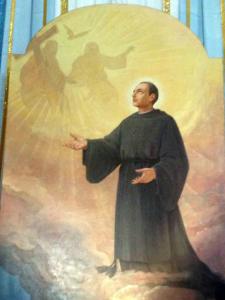 Emilio Iuso Chiesa san Francesco di Paola Cs