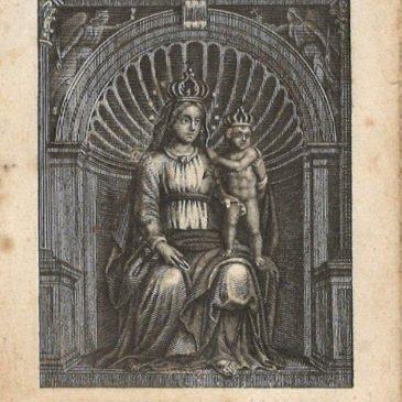 Gioacchino Belli e la Madonna tanto miracolosa