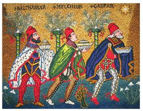 Mosaico a Ravenna