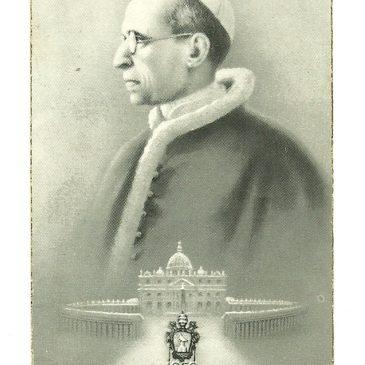 Quando i preti portavano la tonsura