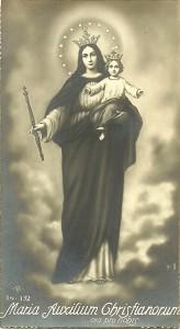 Santino al bromuro d'argento. Italia, Basevi, anni 30