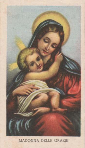 Egim Isonzo:  i santini più rari della serie