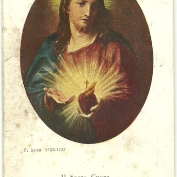 I calendarietti religiosi