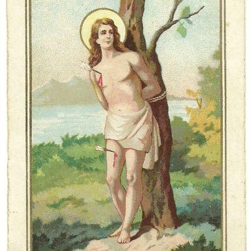 San Sebastiano patrono dei gay