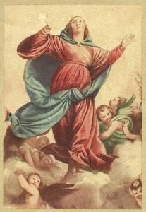 Santa Maria Assunta, è la prima Patrona di Napoli