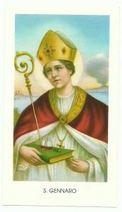 S. Gennaro, il santo patrono più celebre dei napoletani