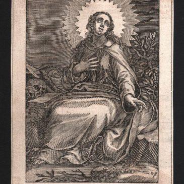 Nacque femmina, visse da maschio, morì da santa