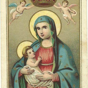 I colori della Vergine
