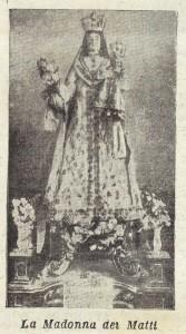 Madonna dei Matti - 1903 -
