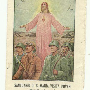Dal Santuario di S. Maria Visita Poveri gli auguri di don Pinuzzo
