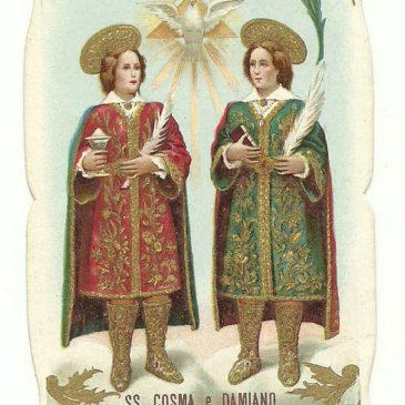 I Santi Medici e l'Eremo dell'Eros