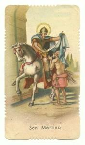 Santino della Serie Regolare edito da Nicolini. Immagine n. 341