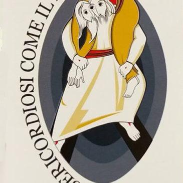 Un santino per il Giubileo della Misericordia