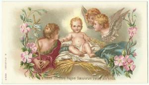 Gesù Bambino Auguri