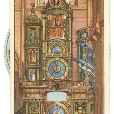L'orologio astronomico della cattedrale di Strasburgo