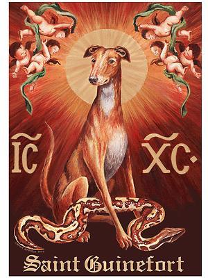 L'insolito culto di San Guinefort, cane levriero