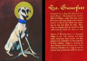 St. Guinefort.