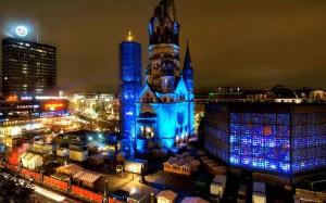 Chiesa della Memoria - Berlino