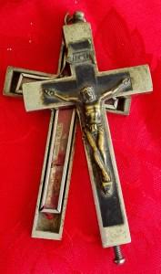 Reliquiario a forma di croce