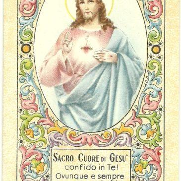 I calendarietti dei Salesiani