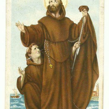 Santi navigatori… a bordo di mantello