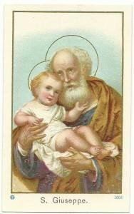 San Giuseppe anziano