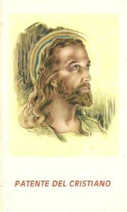 Patente del cristiano