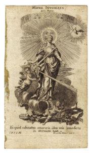 Nel segno della Vergine