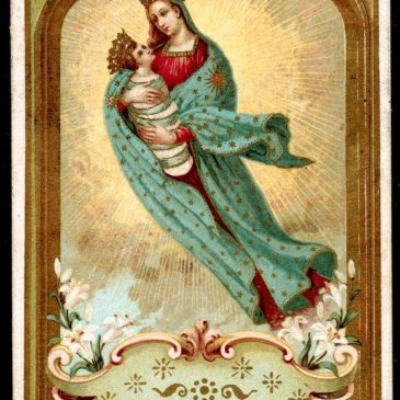 La Madonna del Letto