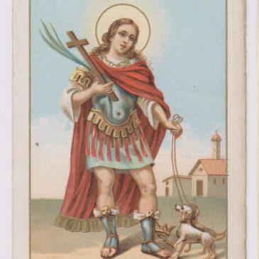 San Vito protettore dei ballerini