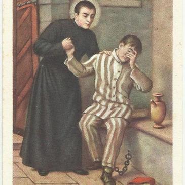 Carcerati e carcerieri, a ciascuno il suo santo patrono.