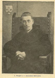 Foto di Padre Giuseppe Beccaro
