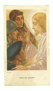 Gesù coi soldati. Edizioni Pia Società San Paolo di Roma